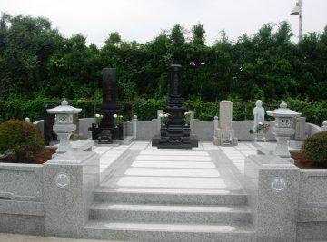 墓石K家1