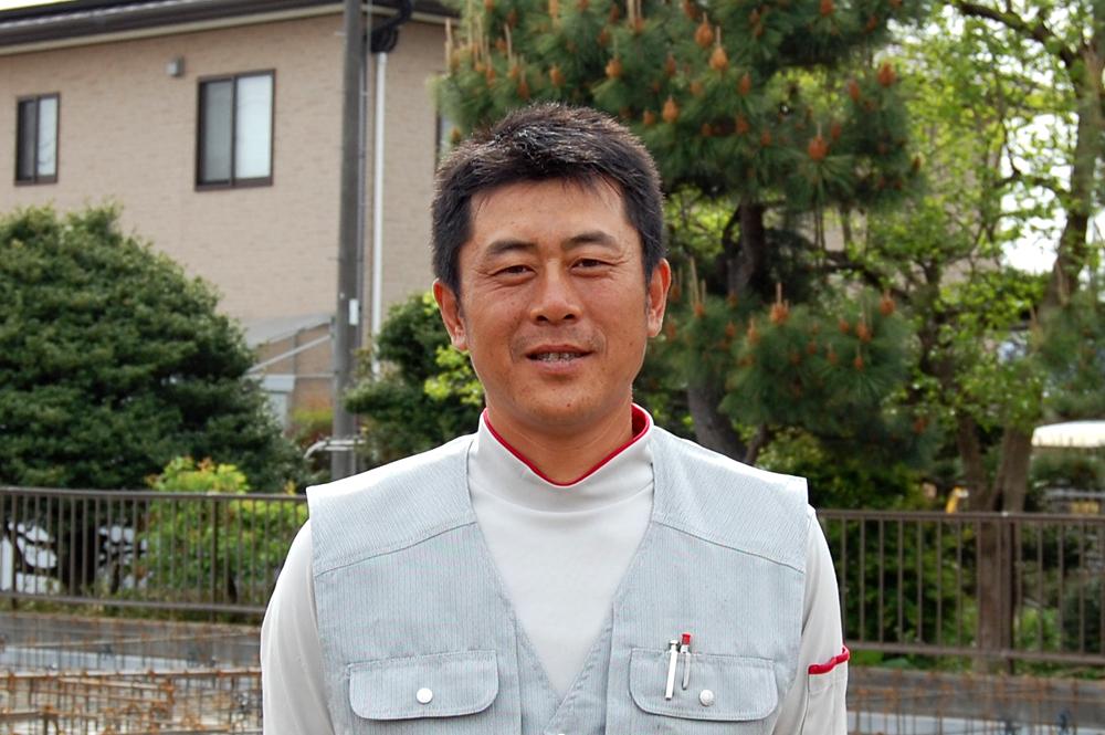 入社5年目 37歳 張 百楊